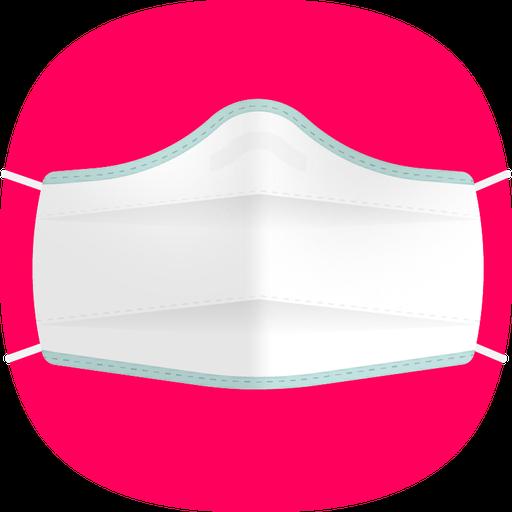 دانلود Mask 1.8.0.2 – برنامه ماسک نمایش نقشهٔ ابتلا به کرونا اندروید